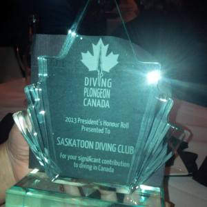 SDC trophy